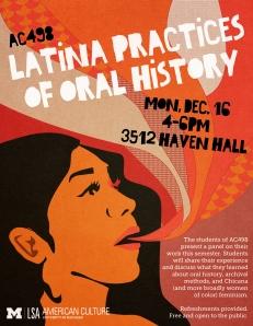latina oral history